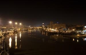 Pescara dal Ponte del Mare