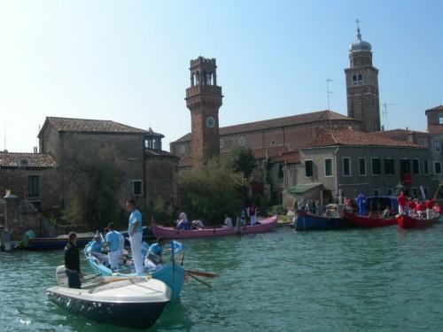 Venezia - Palio dei Quartieri - Campo S. Stefano di Murano