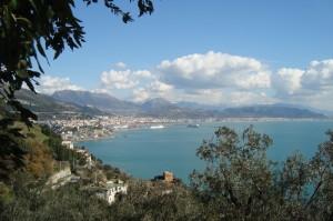 mare trafficato, a Salerno
