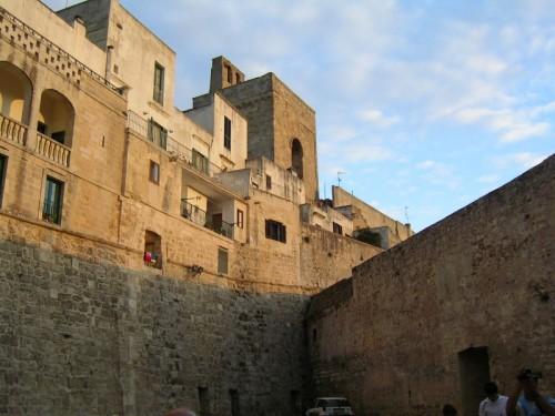 Otranto - Tra le mura del castello