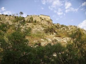 Eremo di Sant'Onofrio al Morrone (Celestino V)