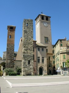 Savona: le torri del brandale