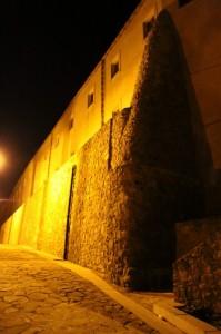 Camporeale di notte