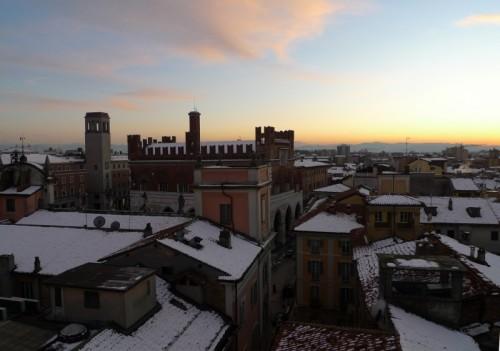 Piacenza - Arriva la sera
