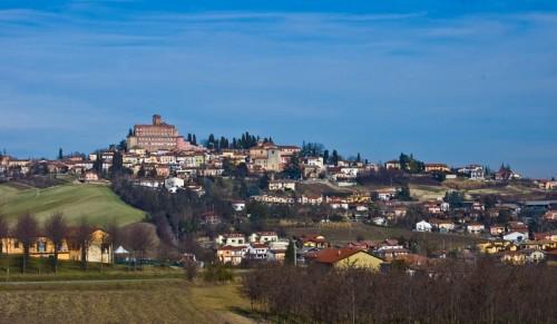 San Giorgio Monferrato - San Giorgio,la primavera è  lontana