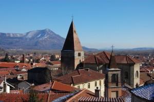 Sant'Ambrogio e il Musinè