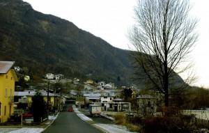 Piantedo in bassa Valtellina