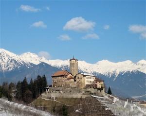 Castel Valer : il castello di Tassullo