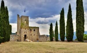Romena: Torre della Postierla