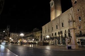 Piazza Erbe e le sue torri - I