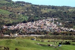 Veduta di Bruzzano Zeffirio