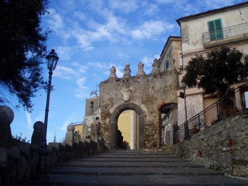 Agropoli - Porta della città di Agropoli
