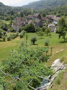 Frazione Oira, Crevoladossola, Piemonte