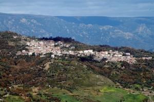 Panorama di Sant'Agata del Bianco