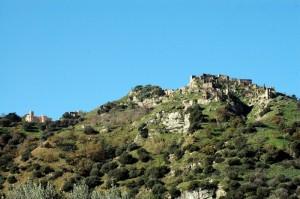 Il borgo abbandonato di Brancaleone