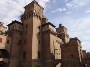 Castello Estense di Ferrara, Emilia Romagna
