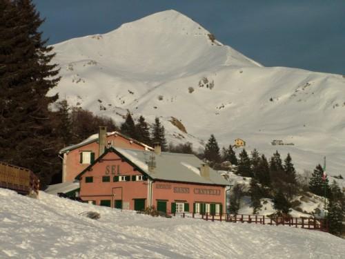 Moggio - Rifugio Sassi Castelli e Monte Sodadura