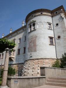 Trento, torre del castello del Buonconsiglio