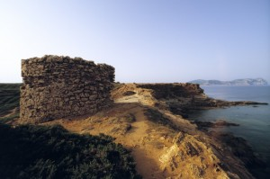 La Torre Bantine Sale a Porto Ferro