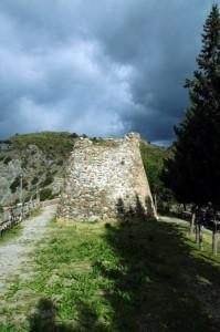 Torre di avvistamento sul Capo S. Giovanni d'Avalos