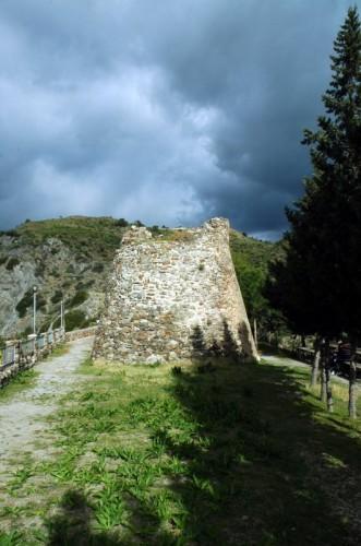 Bova Marina - Torre di avvistamento sul Capo S. Giovanni d'Avalos
