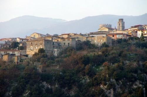 Castello del Matese - Torre ...curiosa !