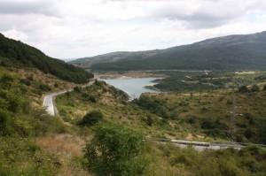 Tra i verdi boschi del Matese: il lago di Arcichiaro