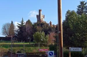pombia castello