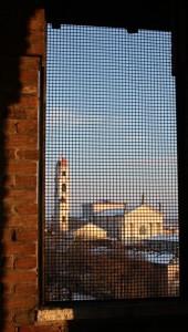 Panorama con cornice
