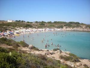 Carloforte spiaggia