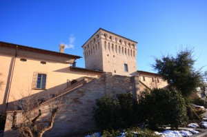 il castello di Chiavenna Landi