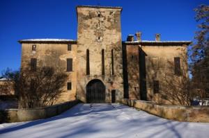 il castello di Cerreto Landi