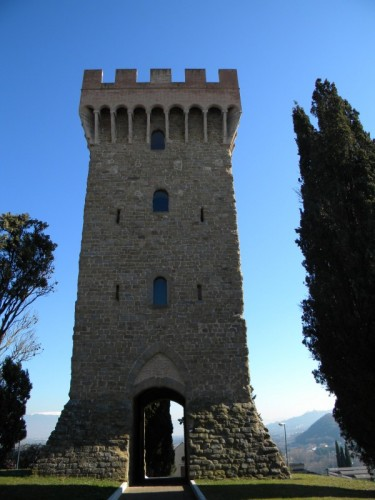 Torgiano - la torre