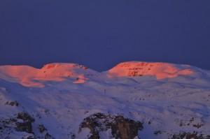 Monte Pasubio  Dente italiano e austriaco