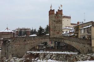 Porta e Ponte della Gaietta