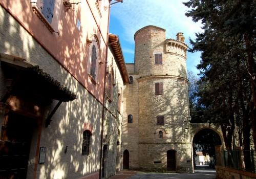 Deruta - Castello di Castelleone