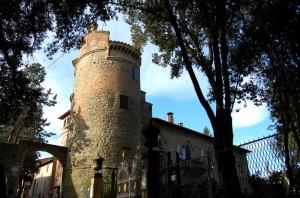 Torre del castello di Castelleone