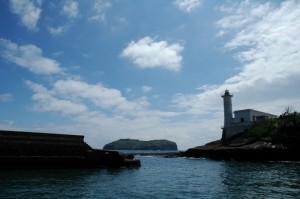 Santo Stefano vista dal porto Romano