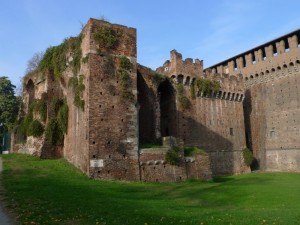 Il Rivellino del Castello Sforzesco