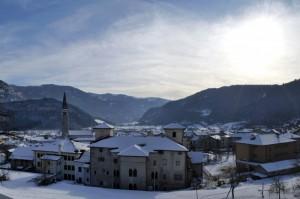 Panorami invernali ( Arsiè Feltrino)
