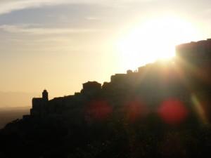 Castrocielo al tramonto