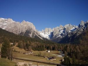 Le Dolomiti