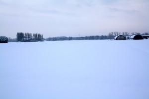 L'inverno in campagna