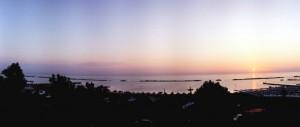 alba a Cesenatico