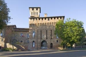 Il castello di Pozzolo Formigaro.