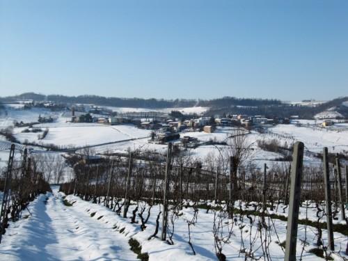 Costa Vescovato - Sotto la neve pane
