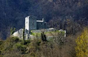 Un misterioso castello in quel di Mello