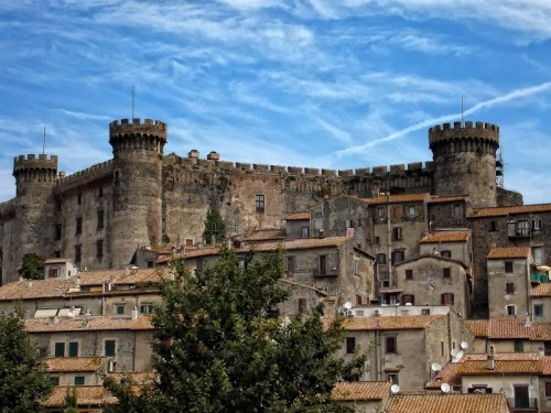 Bracciano - Il Castello Odescalchi di Bracciano