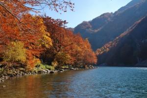 Un caldo giorno d'ottobre al Lago Santo