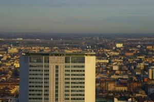 Milano dal cielo